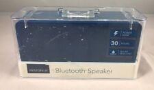 Insignia Portable Bluetooth Speaker Dark Blue NS-SPBTBRICK-SB with power Bank
