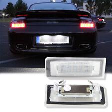 2x Auto LED Kennzeichenbeleuchtung Kein Fehler Audi TT Roadster 8N9 TT Coupe 8N3