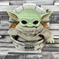 ‼️ Baby Yoda Star Wars The Child Plush Mandalorian 11inch Toy Figure BRAND NEW‼️