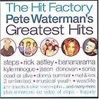 VARIOUS - THE HIT FACTORY PETE WATERMAN'S GREATEST HITS - PWL 2CD (FREE UK POST)