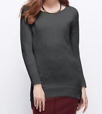 NWT Ann Taylor Hi-Lo Cashmere Sweater Tunic Size M