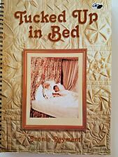 Tucked Up in Bed Magic Manipulations For Quiltmaking Book Jennie Rayment