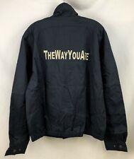 THEWAYYOUARE Coolmore Horse Racing Jacket ~ Size Medium NWT