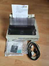 Epson lq-570 impresora matricial usado como ilustración