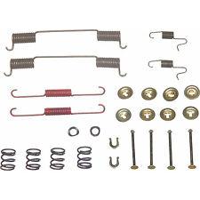 NEW Drum Brake Hardware Kit Rear Wagner H17164 FREE Shipping