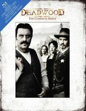 Deadwood The Complete Series 13 Discs Digibook BLURAY