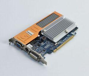 Gigabyte GV-RX13128D-RH ATI Radeon X1300 GPU 128MB PCIe Video Graphics Card