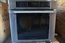 """Thermador 30"""" Stainless Steel Single Electric Convection Wall Oven Me301Jp"""