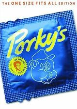 Porky's (The One Size Fits All Edition), Good DVD, Scott Colomby, Nancy Parsons,