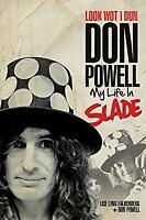 Look Wot I Dun : My Life in Slade Hardcover Lise Lyng Falkenberg