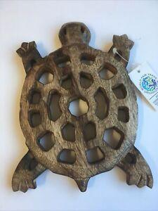 Mango Wood Turtle Trivet