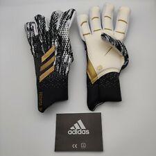 Adidas Predator 20 Pro Fingersave Goalkeeper Gloves GK Soccer Football FS0401 12