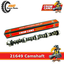 Crow Cams Ford V8 302 351 Cleveland Choppy Idle Excellent Mid Range Cam 21649