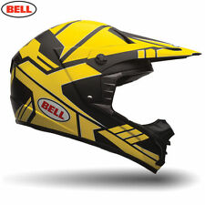 Gloss Off Road BELL Motorcycle Helmets
