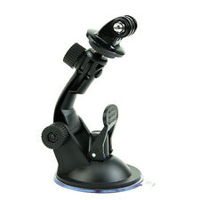 Chic Suction Cup with tripod Adapter for Gopro Hero 1 2 3 Camera Accessories PRO