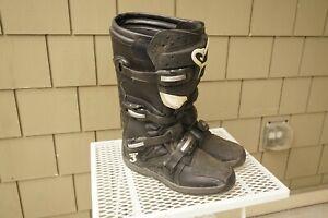 Alpinestars Tech 3 Motorcycle Boots *See Description* Black 9 Dirt Bike Cross