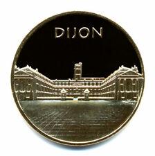 21 DIJON Palais des Ducs de Bourgogne, Couleur or, 2021, Monnaie de Paris