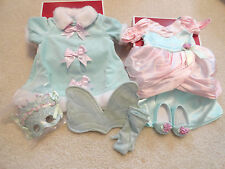 AMERICAN GIRL MARIE GRACE  COAT + FANCY DRESS + FAIRY COSTUME ACCESS NIB RETIRE