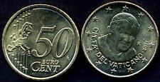 VATICANO BENEDETTO XVI 50 Cents 2011 FDC (UNC)