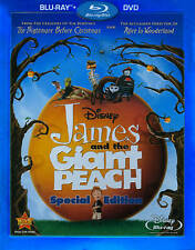 James and the Giant Peach [Two-Disc Special Edition Blu-ray/DVD Combo] [Blu-ray]