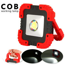 50W COB LED Arbeitsleuchte Akku Werkstattlampe Camping Flutlicht Werkstattlampe