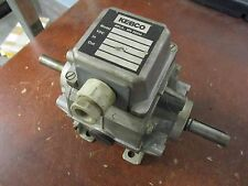 "Kebco Electronic Brake/Clutch Combibox 06.10.370.0000 95VDC 1/2"" Shaft Used"