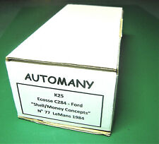 Automany Kit K25 - 1/43 - Ecosse C-284-Ford  #78 - 1984 - 24 Hours of LeMans