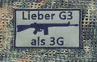 """Patch: """"Lieber G3 als 3G"""""""