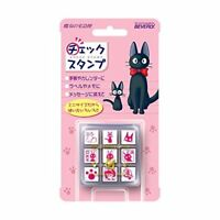 Studio Ghibli Kiki's Delivery Service Mini Rubber Stamp Set x9 Stamps