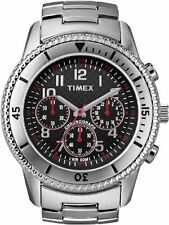 TIMEX Herrenuhr Milan Chronograph T2N159 - UVP 119,90 EUR