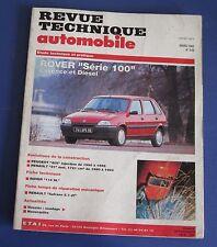 Revue technique  RTA 549 1993 Rover série 100 essence & diesel