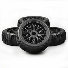 17mm Hex 4X 115mm Buggy Tire Wheel Rims For HSP HPI 1:8 RC Racing Off-Road Car