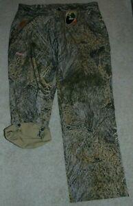 ~NWT Women's MAGELLAN MOSSY OAK Camo Hunt Gear Pants! Size XXL Nice:)!!*