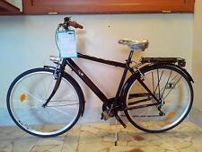 """Bicicletta bici da passeggio uomo City 300 misura 28"""""""