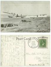 1913 near Ocean Park Washington Wreck Of The Salona - shipwreck