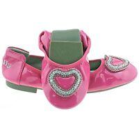 LELLI KELLY MAGICHE LK4108 FUXIA scarpe bambina ballerine mocassini fibbia