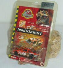Tony Stewart 2001 Jurassic Park NASCAR 1/64 Action stock racecar on card 101430