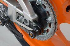 Par De R&G Algodón Carretes (offset) Para Honda CBR600RR 2005