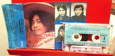 ALBRICIAS cassette Canto Andino rare Peru demo tape 1993 ANDES Ecuador Andean