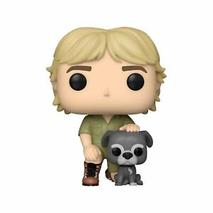 Funko Australia Zoo POP Steve Irwin With Sui Vinyl Figure NEW IN STOCK