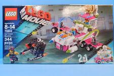 Lego The Movie 70804  New !  344 pieces  Ice Cream Machine