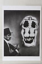 SALVADOR DALI: IN VOLUPTATE MORS, 1951  Art-Postcard  NEW