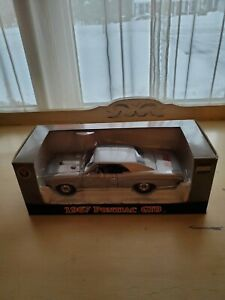 Hemmings Motor News 1967 GTO Diecast