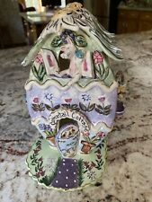 Blue Sky Clayworks 2002 Easter Bunny Cottontail Cottage Rare