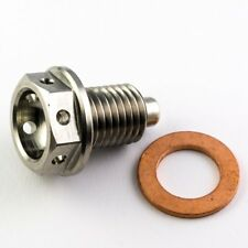 Kawasaki Z1000 07-09 Race Stainless Steel Sump Plug Magnetic