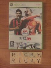 FIFA 09 (Microsoft Xbox 360 2008) - getestet