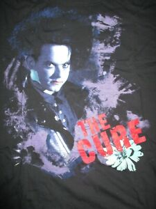 "Brockum Label 1989 THE CURE ""The Prayer"" Concert Tour (XL) T-Shirt ROBERT SMITH"