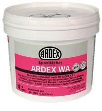 Ardex WA Epoxikleber 4 kg - für Fliesen und Schaumstoffe, gebrauchsfertig  - *