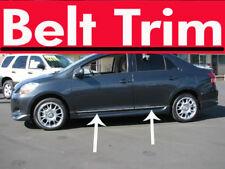 Toyota YARIS CHROME SIDE BELT TRIM DOOR MOLDING 2007 2008 2009 2010-2012
