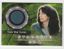 Claudia Black as Vala Mal Doran STARGATE SG1 Heroes Costume Card #C63